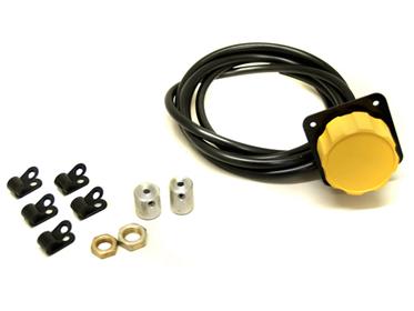 MyTech T/èn/èr/è 700 Allargamento pedana freno in acciaio inox per